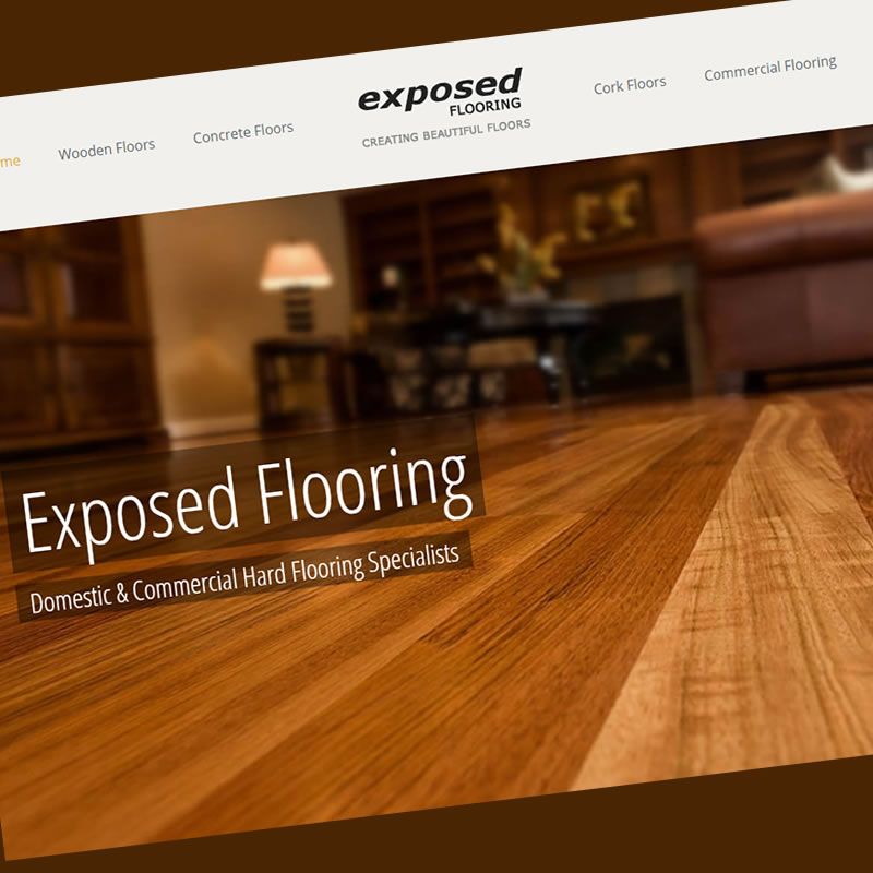 Exposed Flooring