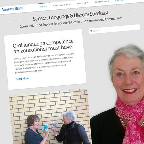 Annette Stock Speech Therapist