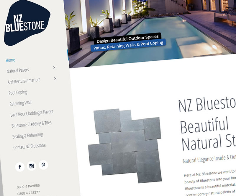NZ Bluestone