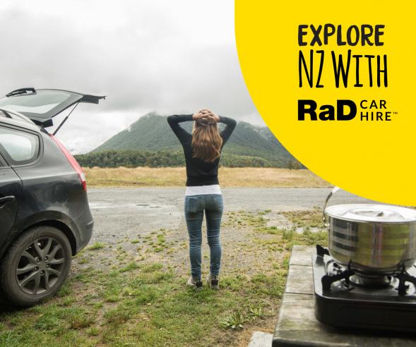 RaD Car Hire Rotorua